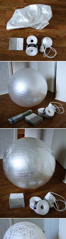 Zrób swoją własną Random Lamp :)