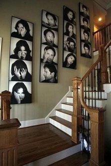 ciekawy pomysł na rodzinne fotografie