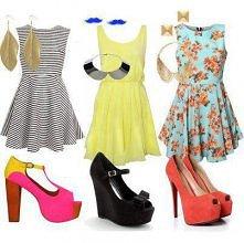 Uwielbiam takie sukienki !