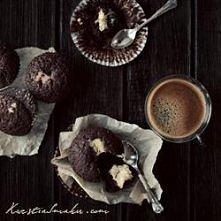 Muffinki czekoladowe przepi...