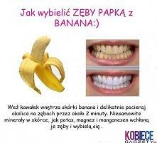 szybkie wybielanie zębów:)