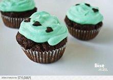 Pepper Mint Muffins PRZEPIS...