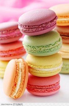 Dzisiaj pieczemy macarons!!...