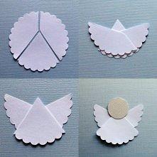 Swiateczne aniolki