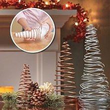 Boże Narodzenie- ozdoba druciana