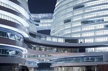 Galaxy Soho by Zaha Hadid A...