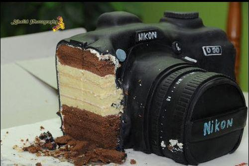 fotograficzne ciasto