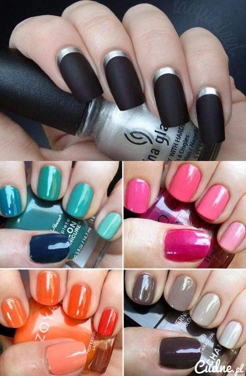 Różne kolorki od koloru do wyboru ;D