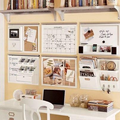 Tak mogłoby wyglądać biurko idealne ;)