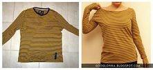 damska bluza z męskiej - KL...