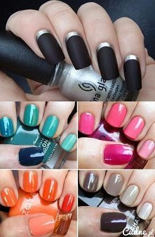 Różne kolorki od koloru do ...