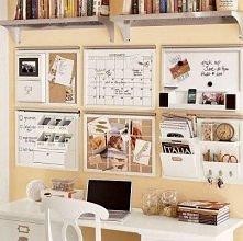 Tak mogłoby wyglądać biurko...