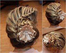 ładna fryzurka