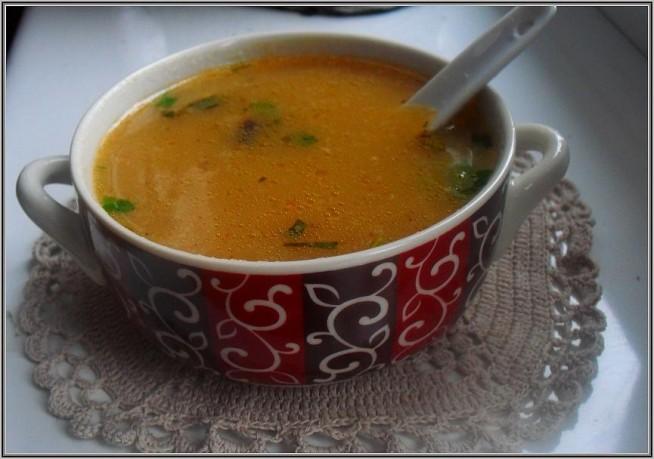 zupa cebulowa z soczewica idealna na jesień i zimę-przepis po kliknięciu w zdjęcie
