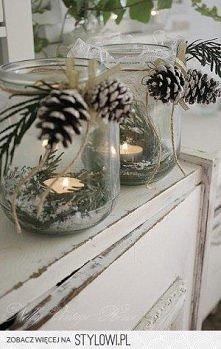 Świąteczny lampionik,prosty...