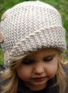 kolejna piękna czapeczka i ...