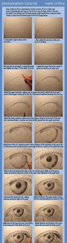 Rysowanie oka ^^