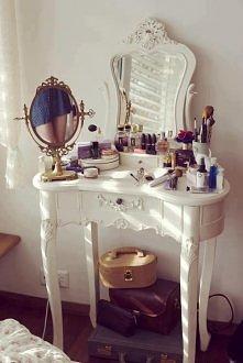 Piękna toaletka ♥