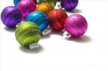 Bombki. ♥  Macie choinkę jednokolorową czy kolorową ???