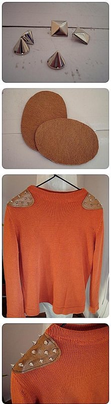 sweter z second hand'u...