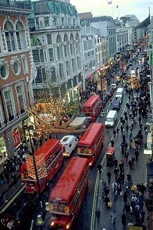 ♥ Oxford St. in London