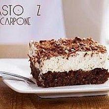ciasto mascarpone