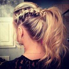 ładna fryzurka ;)