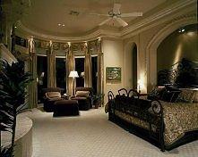 Elegancka sypialnia, prawie jak z luksusowego hotelu!