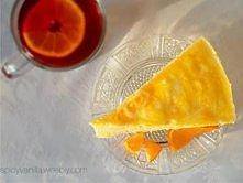Mandarynkowa pianka - lekki deser dla dbających o linię (przepis: kliknij foto)