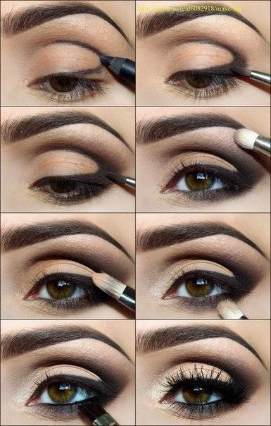 make-up krok po kroku