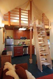 Co myślicie o mieszkaniach z antresolą? Dobre rozwiązanie dla małych powierzchni?