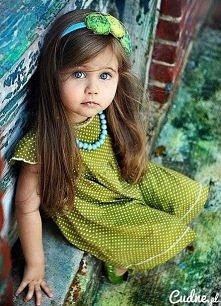 Mała modelka :D