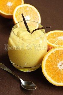 Waniliowe orange curd