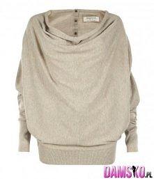 Sweterek na zimowe wieczorki :3