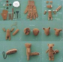 wiewiórka z rękawiczki