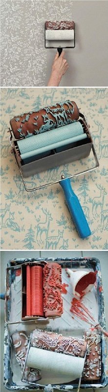 WALLPAPER PAINT ROLLER.OBSE...