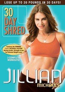 Naoglądałam się wyćwiczonych ciałek, poczytałam trochę na temat ćwiczeń i biorę się za 30-sto dniowy trening z Jillian. Wyczytałam, że są lepsze niż Chodakowskiej więc bierzemy ...