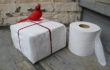 Opakowanie na prezent nie musi być drogie by wyglądało efektownie