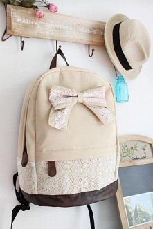 Dla takiego cuda byłabym skłonna przerzucic się spowrotem z torebek na plecaki!*.*