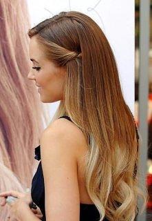 Jakie zdrowe i piękne włosy ;O