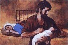 św. Józef - mężczyzna silny i delikatny
