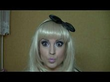 Lady Gaga / Doda :) make up...
