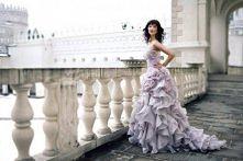 Suknia w stylu hiszpańskim...