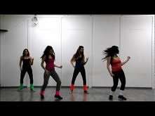 Gustavo Lima - Zumba ® fitness class with Lauren