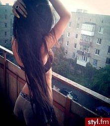 Włosy xd <3