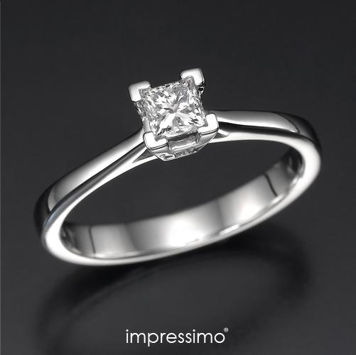 Pierścionki Zaręczynowe Impressimo Ekskluzywne Dostępne Na Za Na