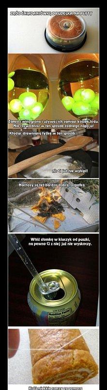 ciekawe pomysły:)