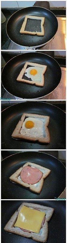 tosty domowe