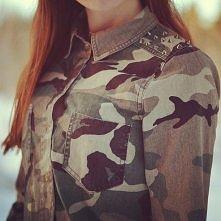 koszula moro,styl militarny
