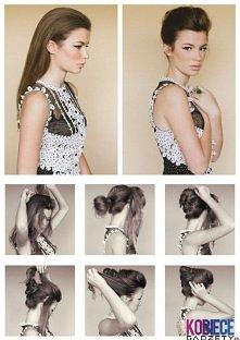 pomysł na fryzurę :)